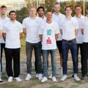 Dentalservice Gust ist neuer Trikot-Partner des SV Lindow-Gransee