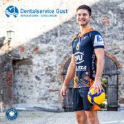 Dentalservice Gust ist neuer Sponsor des Bundesliga-Teams TSV Mühlsdorf!
