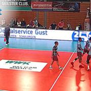 Dentalservice Gust ist neuer Sponsor der WWK Volleys Herrsching